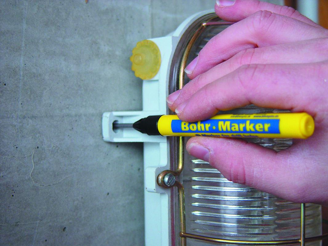 0587 Gręžimo skylių markeris 25mm