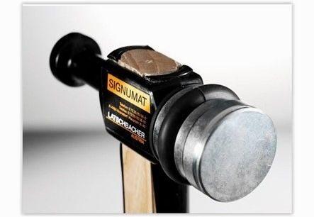 Etiketės medienos žymėjimui Signumat