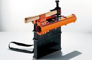 Etikečių medienos žymėjimui dėklas Signumat