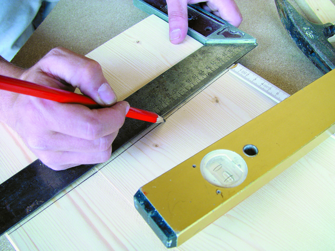 1089 Dailidės pieštukas XXL HB 240mm/300mm