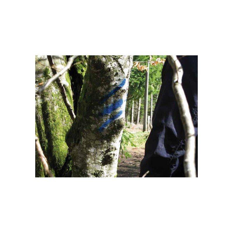 STRONG MARKER - Ilgalaikiai miško žymėjimo dažai (4-6 metai).