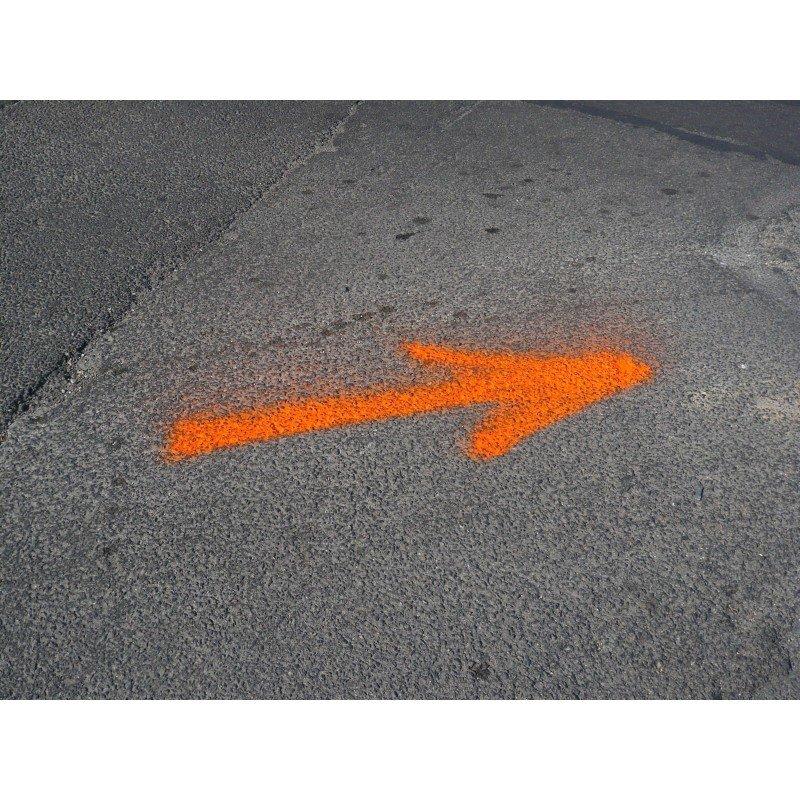 TEMPO MARKER Kalkiniai laikini fluorescenciniai dažai [1 mėnuo]