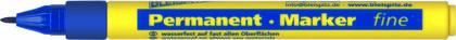 0679 Plonas apvalus permanentinis markeris 1mm