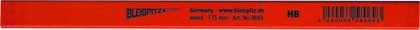 0693 Carpenter pencil octagonal HB, 175mm