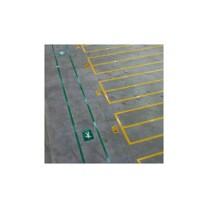 Linijų dažai TRACING PLUS 750ml NSF (tinkami naudoti ir maisto pramonės patalpose).