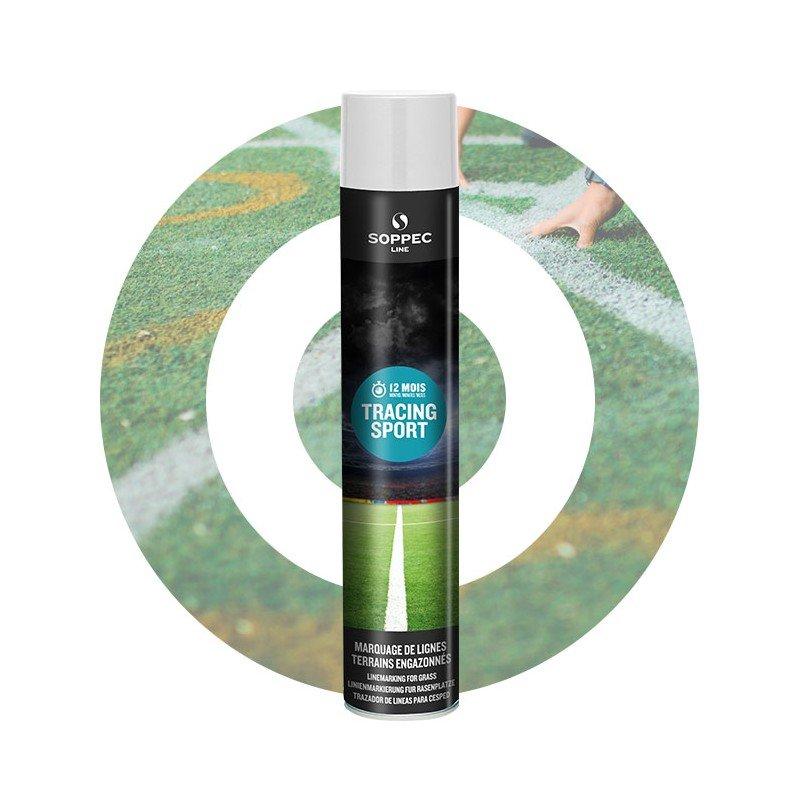 TRACING SPORT - Sporto aikštelių ir žolės dažai [12 mėnesių]
