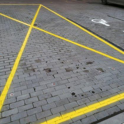 Line marking service